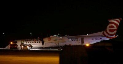 波兰飞机降落事故 万幸没有乘客受伤让人很安心