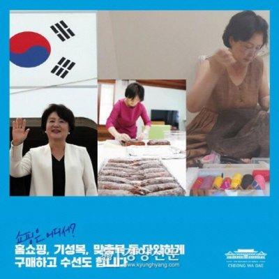韩前主播称第一夫人打扮一掷千金 涉嫌造谣被警方调查