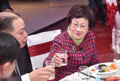 吕秀莲宣布参选台北市长 批评现任市长柯文哲擅长作秀