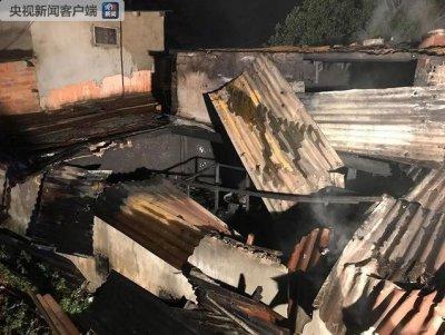 越南大叻一民居起火致5人死亡 似乎是有人故意放火的