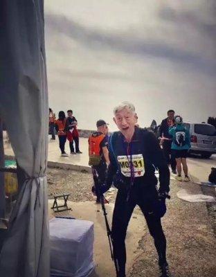 72岁传奇跑者张学利去世 曾在70岁时奔跑100公里被人熟知