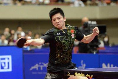 樊振东进四强 乒乓亚洲杯中国包揽了前四强淘汰了他国所有选手