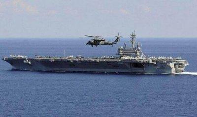 美航母战斗群将启程前往地中海 或对叙利亚采取军事行动