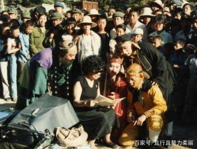 六小龄童纪念杨洁 六小龄童感叹道今天是我恩师杨洁89岁诞辰