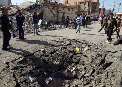 伊拉克袭击事件 14人死亡 普通村庄遭受灭顶之灾