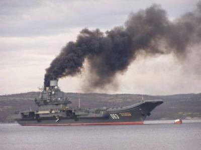 俄罗斯唯一航母维修至2020年 修好后还要再坚持20年