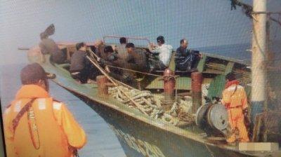 台当局羁押9名大陆渔民 已越界为借口近期较为频繁