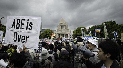 小泉纯一郎称安倍或在6月底前下台 因丑闻致支持率大幅度下降