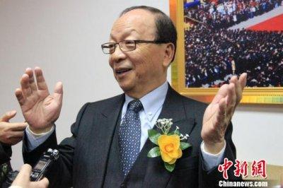 蒋孝严将赴河南拜黄帝 每年都有世界各地华人寻根祭祖