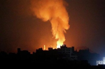 叙利亚军用机场遭导弹袭击 不清楚导弹来自何方