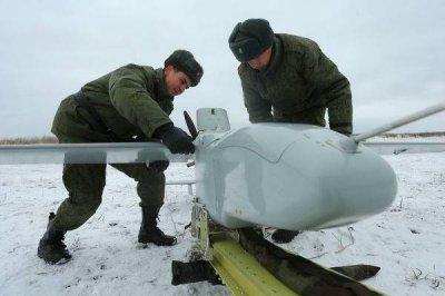 俄无人攻击机亮相 非官方消息宣称这种无人机在叙利亚进行测试