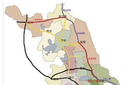 盐通高铁有望提前一年半建成 与沪通公铁大桥同步通车