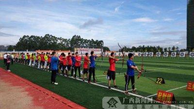 2018广西青少年射箭锦标赛钦州落幕 约150名青少年选手参与