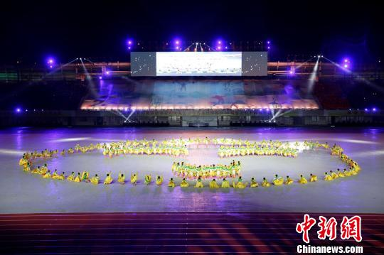 海南省第五届运动会8月8日晚在三亚开幕