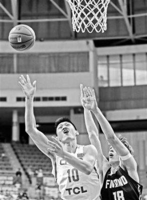 斯坦科维奇杯比赛中国男篮蓝队加