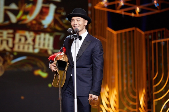 """黄晓明20年来事业一直成功的秘诀,居然是靠""""心灵鸡汤""""?"""