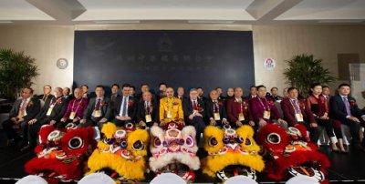 澳洲中华总商联合会第三届就职政商界要员5百余人出席