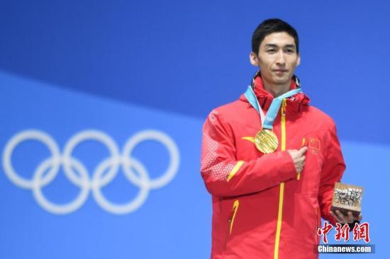 奥运冠军武大靖出任中国短道速滑队队长