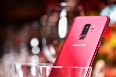 三星Galaxy S9|S9+勃艮第红 给生活醇美享受