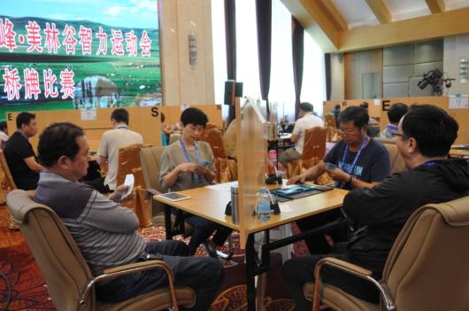 中国·赤峰美林谷智力运动会激