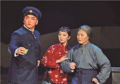 京剧《红灯记》复排 下月初南京开演