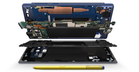 王者吃鸡高帧率 三星Galaxy Note9手游神器