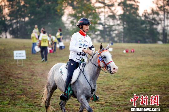 2018世界马术运动会在美国特赖恩落幕 中国军团表现不俗
