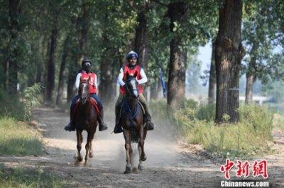 2018中国砀山国际马术耐力赛9月27日至28日开赛