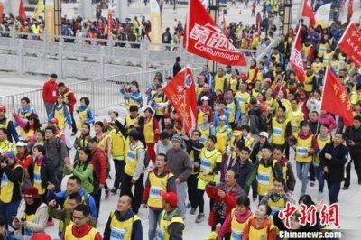 武汉木兰山地马拉松将于11月11日木兰山景区鸣枪开跑