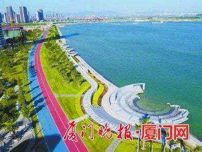 厦门环东海域滨海旅游浪漫线一期开放 今起可去观看帆船赛