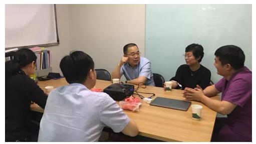 杭州市拱墅区区常委领导莅临尚善口腔小河门诊