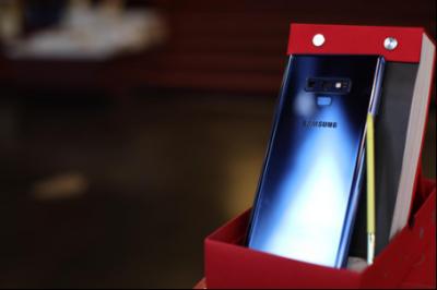 """与三星Galaxy Note9一起 感受""""星城""""与科技融合之魅力"""