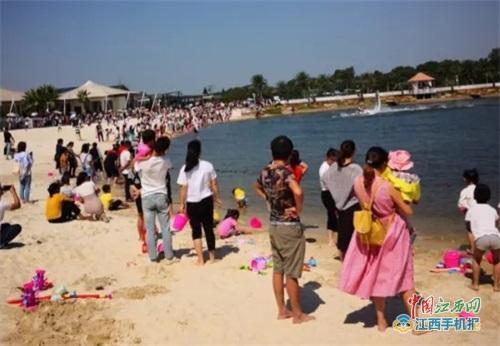 国庆期间江西芦溪县接待游客16万人次 实现旅游收入1280万元