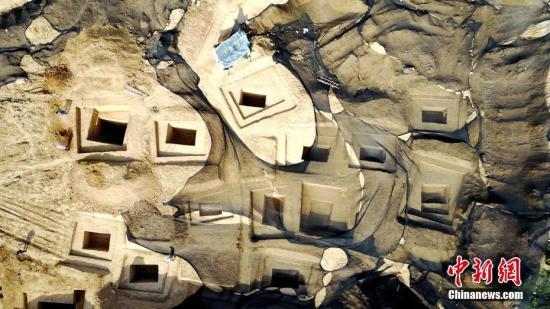 湖北荆门一遗址被确定为东周古城遗址 存有大型古建筑类遗迹