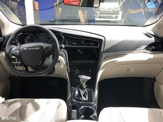 2019款启辰D60正式上市 新车售价及配置有所调整