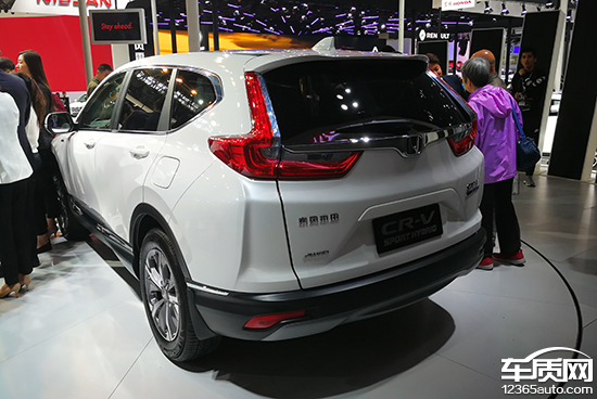 2019款东风本田CR-V上市 共计推出11款车型