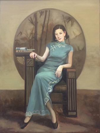 翻阅民国旧照片 云南白药养元青头皮护理洗发乳重新演绎时尚与传统