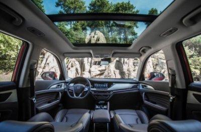 想要夺人眼球?这款浑身都是亮点的SUV了解一下