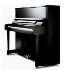 斯坦伯格钢琴T2系列-122丨123丨230