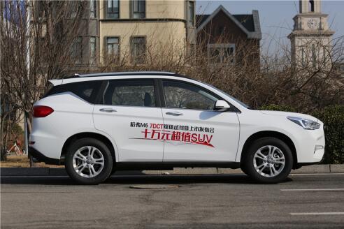 哈弗6.6万起,最实在的SUV,还看什么吉利?