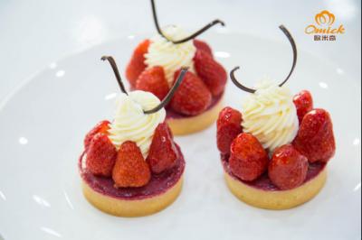 南京欧米奇:学习制作法式甜点遵从的三点原则建议