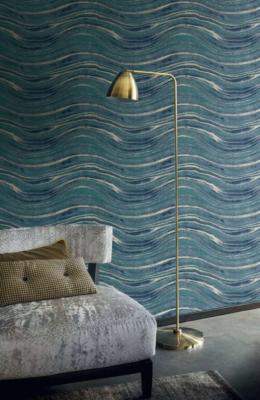 意盛豪庭墙布:每根纱线自己都知道,它想成为什么样的墙布