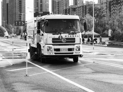 江苏全省环卫行业道路机械化清扫职业技能竞赛南京包揽前五