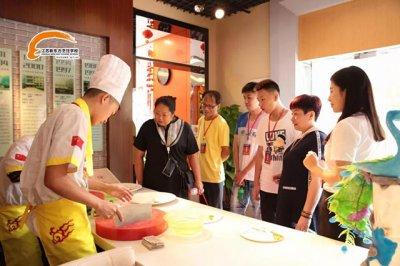 江苏新东方:把梦想照进现实,学厨师就是这样好!