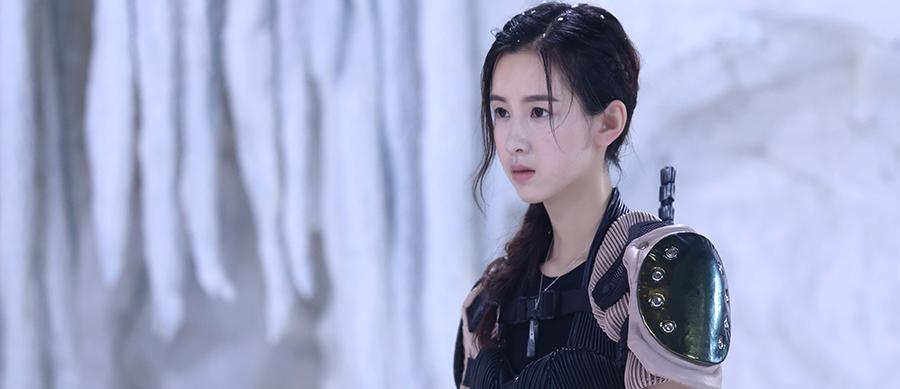 电影《破梦游戏》今日上映 陈都灵传递girl power