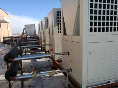 空气源热泵采暖环保效果显现,哈尔滨空气质量持续好转