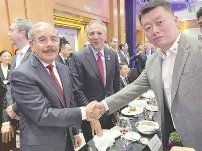 绿色创新发展项目多点开花 中国华阳经贸集团融入世界舞台