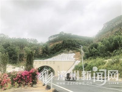 国道324线漳州九龙岭段公路工程实现主线试通车 全长11.71公里