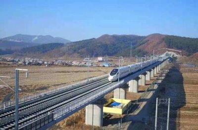 哈牡高铁正式进入运行试验阶段 预计年末开通运营