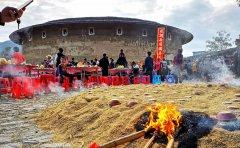 第二届福建绳武楼旅游暨芦溪红酒文化节在平和芦溪举行